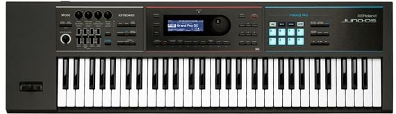 Roland Juno DS61 61-Key Synthesizer Keyboard