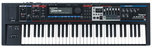 Roland Juno GI Mobile 61 Key Synthesizer Keyboard