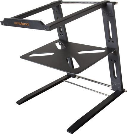 Roland LP1T Folding Laptop Stand with Tray