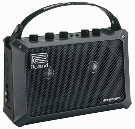 Roland Mobile Cube Guitar Mini Stereo Amplifier