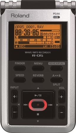 Roland R05 Portable Handheld Digital Recorder