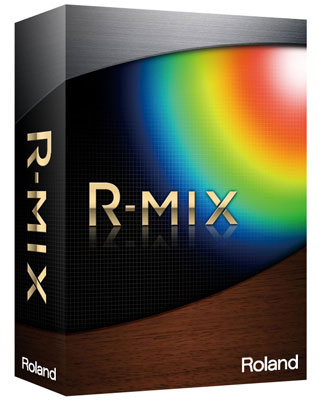 Roland R MIX Music Production Software