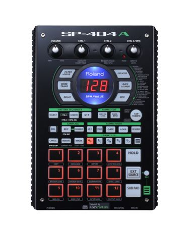 Roland SP404A Sampling Workstation