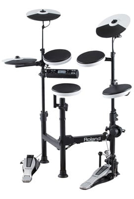 Roland TD4KPS VDrums Portable Electronic Drum Kit