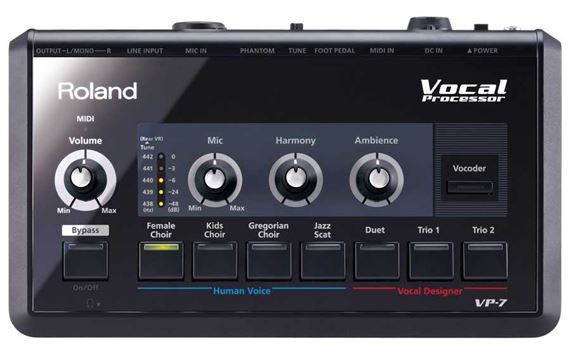 Roland VP7 Vocal Processor Design Module