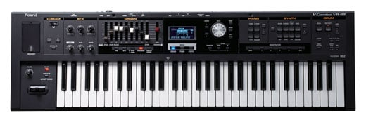 Roland VCombo VR09 Live Performance Keyboard