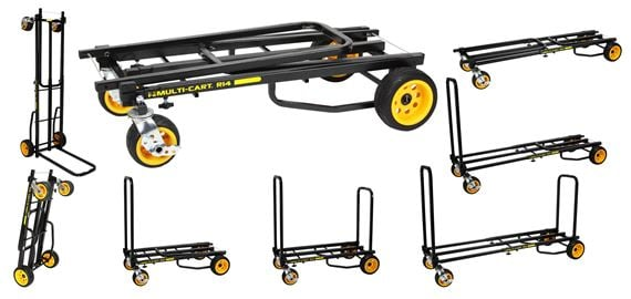 RocknRoller R14G Mega Ground Glider All Terrain Multi-Cart