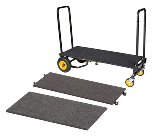 Rock N Roller R8 Multi-Cart Equipment Cart Package