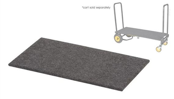Rock n Roller Solid Deck for Multi Equipment Cart