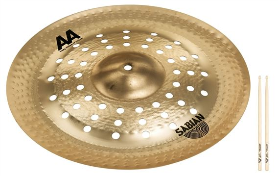 Sabian AA Holy China Cymbal Brilliant Finish