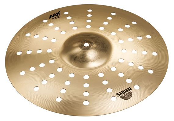 Sabian AAX Aero Crash Cymbal Brilliant Finish