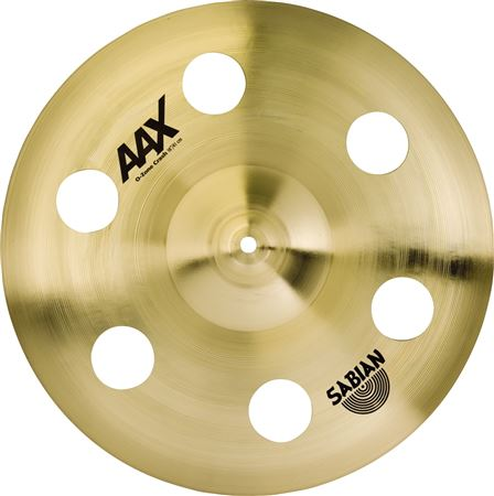 Sabian AAX 18 Inch Ozone Crash Cymbal Brilliant Finish