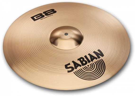 Sabian B8 Thin Crash Cymbal