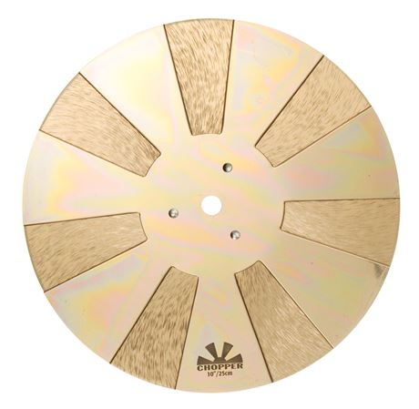 Sabian 10 Inch Chopper Multi Surface Sound Effect
