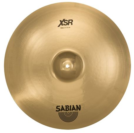 Sabian XSR Series Medium Ride Cymbal Brilliant Finish