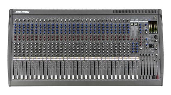Samson L3200 4 Bus USB Mixer