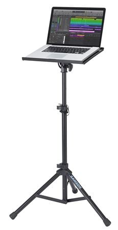 Samson LTS50 Heavy Duty Laptop DJ Folding Tripod Stand