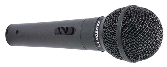 Samson R11 Dynamic Vocal Microphone