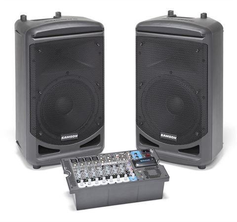 Samson Expedition XP1000 Portable PA System with Bluetooth