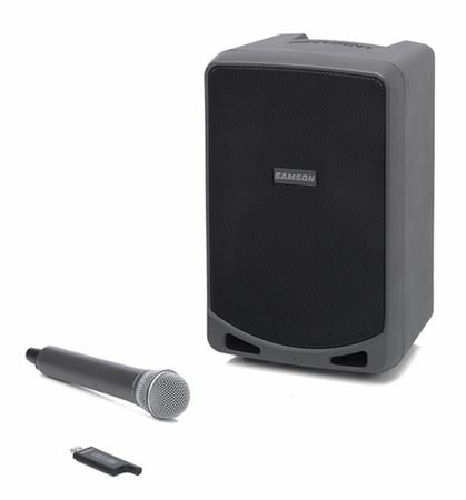 Samson Expedition XP106w Portable Wireless PA with Bluetooth