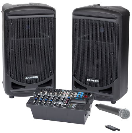Samson Expedition XP800 800 Watt Portable PA System