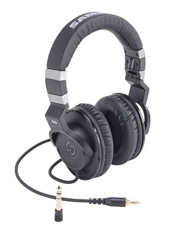 Samson Z35 Closed Back Over Ear Studio Headphones