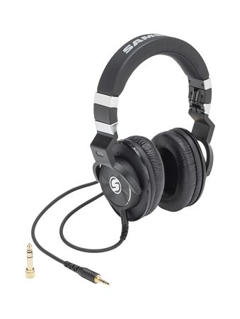 Samson Z45 Closed Back Studio Headphones