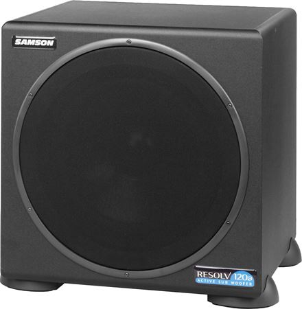Samson Resolv 120a Powered Subwoofer