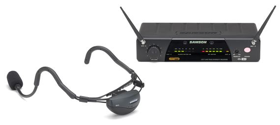 Samson Airline 77 Fitness Wireless Headset System