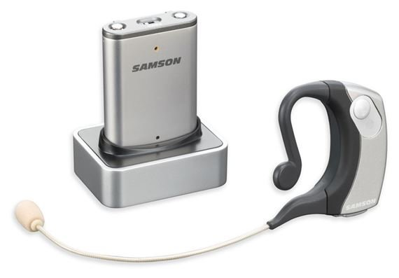 Samson Airline Micro Headset Wireless Microphone System