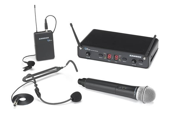 Samson Concert 288 All In One Dual Channel Wireless System