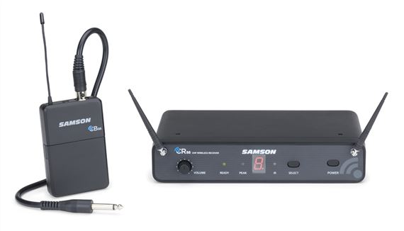 Samson Concert 88 Guitar UHF Wireless System