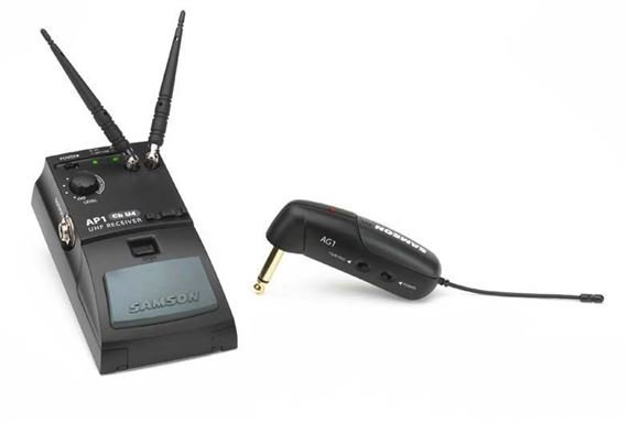 Samson Airline UHF Guitar Wireless System for Gibson