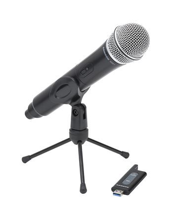 Samson X1U USB Wireless Handheld Mic System