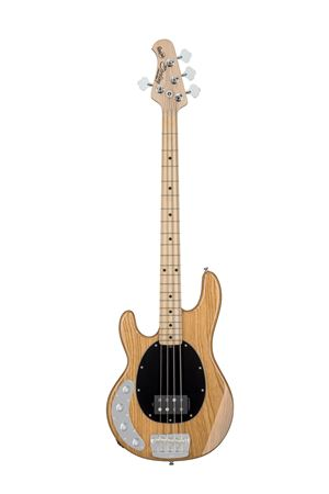 Sterling StingRay Ray34 Bass Guitar Natural Left Handed