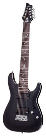 Schecter Damien Platinum 8 String Electric Guitar