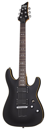 Schecter Omen 6 Active Electric Guitar