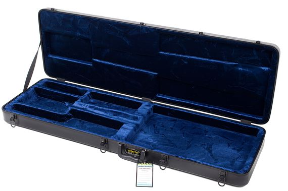 Schecter SGRUNIV6 Case for Diamond Riot and Lefty Basses