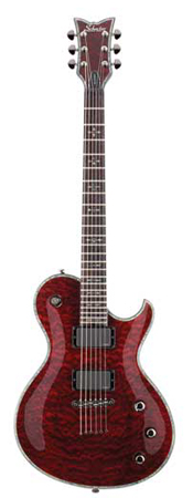 Schecter Hellraiser Solo 6 Electric Guitar