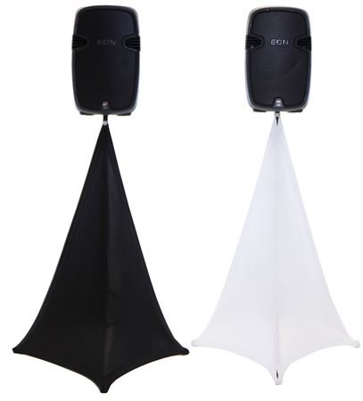 Scrim King SSSPK02 Speaker Stand Scrim Double Sided