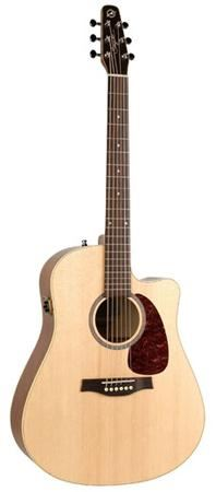 Seagull Entourage Spruce Acoustic Electric Guitar