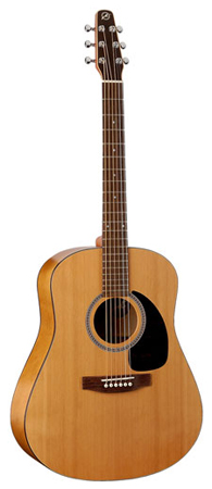 Seagull S6 Cedar Original Dreadnought Acoustic Guitar