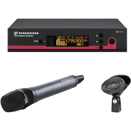 Sennheiser EW100-945 G3 Wireless Handheld Vocal Microphone
