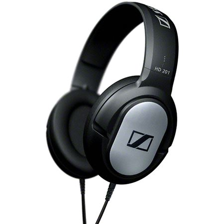 Sennheiser HD201 Stereo Studio Headphones
