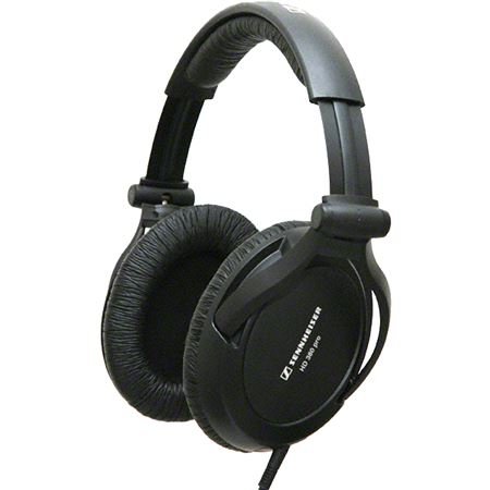 Sennheiser HD 380 Pro Closed Cup Studio Headphones