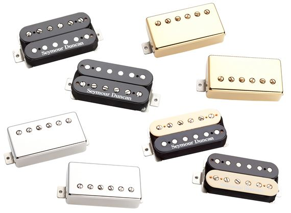 Seymour Duncan Saturday Night Special Humbucker Pickup Set