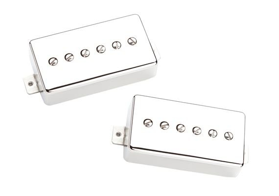 Seymour Duncan Phat Cat Nickel Guitar Pickup Set