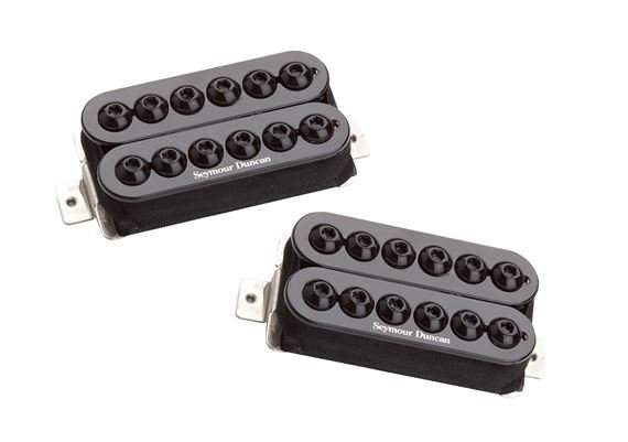 Seymour Duncan Invader Black Set