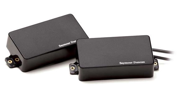 Seymour Duncan AHB-1 Blackouts Active Humbucker Pickups