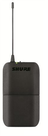 Shure BLX1 Wireless Bodypack Transmitter for BLX Systems
